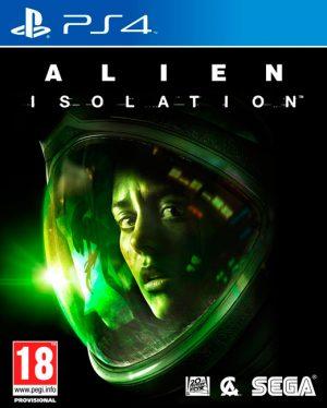 alien isolation ps4 box 5829