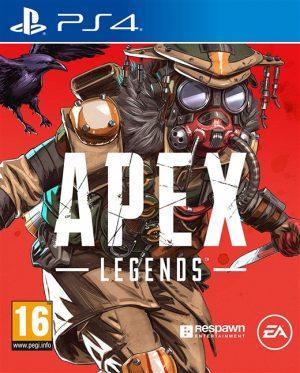 apex legends bloodhound edition ps4 box 41826