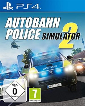 autobahn police simulator 2 ps4 box 41965