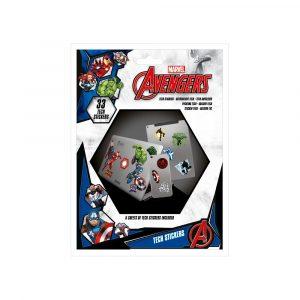 avengers heroes tech nalepke pyramid box 42805