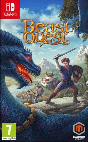 beast quest switch box 41966