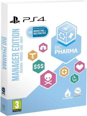 big pharma special edition ps4 box 44261