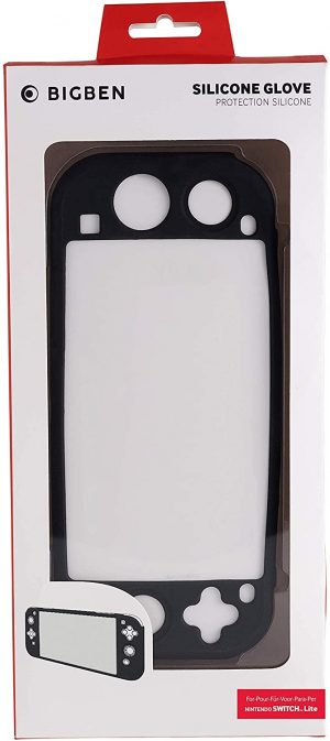 bigben nintendo switch lite silikonski ovitek crn box 44292