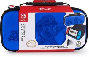 bigben nintendo switch mario potovalna torbica modra box 44281