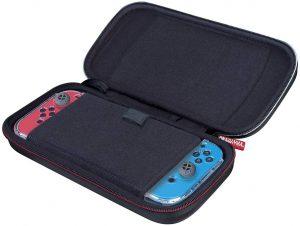 bigben nintendo switch potovalna torbica crna box 44277