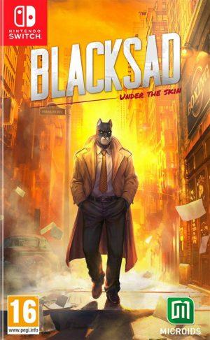 blacksad under the skin collectors edition switch box 41951