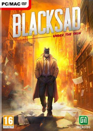 blacksad under the skin limited edition pc box 41954