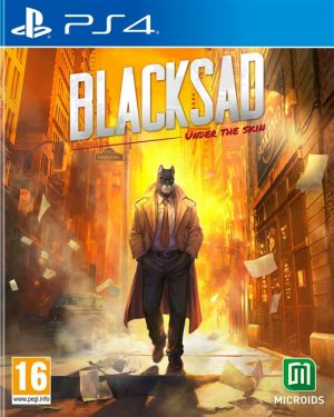 blacksad under the skin ps4 box 41947