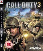 call of duty 3 playstation 3 box 3460