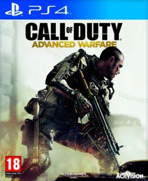 call of duty advanced warfare ps4 box 5825