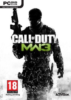 call of duty modern warfare 3 pc box 1215