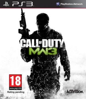 call of duty modern warfare 3 playstation 3 box 1214