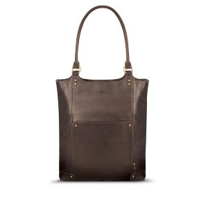 chambers leatherpoly bucket tote 16 box 44544