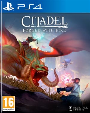 citadel forged with fire ps4 box 41835