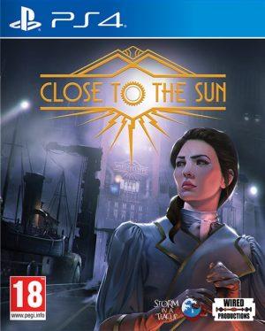 close to the sun ps4 box 41784
