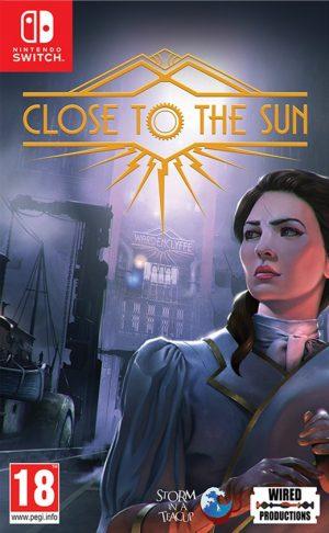 close to the sun switch box 41786