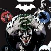 dc comics batman nalepke pyramid box 42800