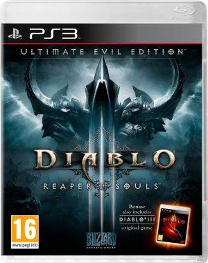 diablo iii ultimate evil edition playstation 3 box 4916