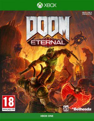 doom eternal xone box 43923