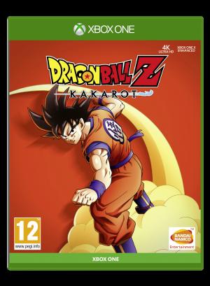 dragon ball z kakarot collectors edition xone box 41937