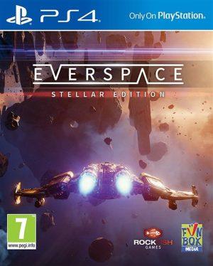 everspace stellar edition ps4 box 41939