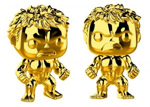 figura funko pop bobble marvel marvel studios 10 hulk chrome box 42222