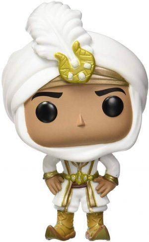 figura funko pop disney aladdin live prince ali box 42249