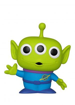 figura funko pop disney toy story 4 alien box 42255