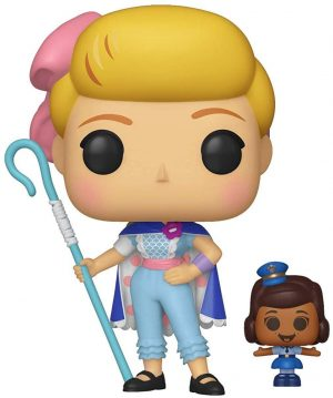 figura funko pop disney toy story 4 bo peep wofficer mcdimples box 42254