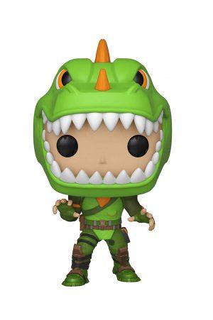 figura funko pop games fortnite s2 rex box 42230