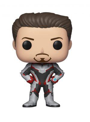 figura funko pop marvel avengers endgame iron man ts box 42234