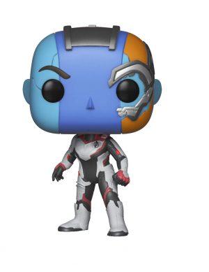 figura funko pop marvel avengers endgame nebula box 42239