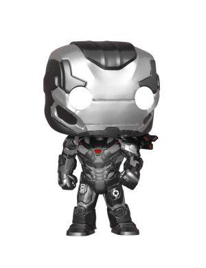 figura funko pop marvel avengers endgame war machine box 42241