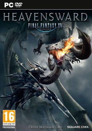 final fantasy xiv heavensward pc box 5134