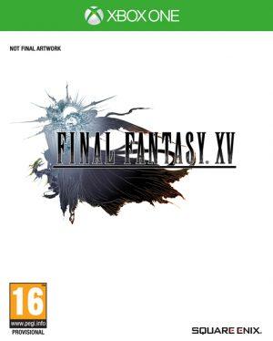 final fantasy xv xbox one box 6142