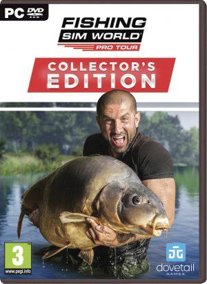 fishing sim world pro tour collectors edition pc box 44008