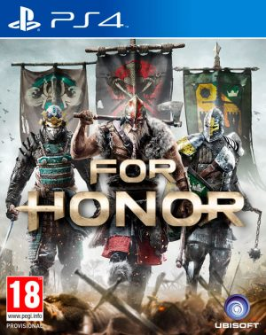 for honor playstation 4 box 5244