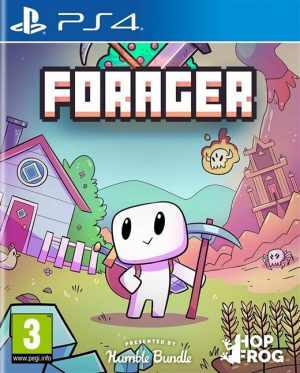forager ps4 box 41863