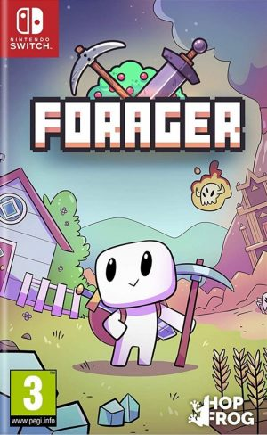 forager switch box 41825