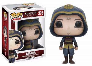 funko pop assassins creed maria box 43820