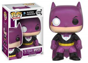 funko pop batman batman as penguin box 43847
