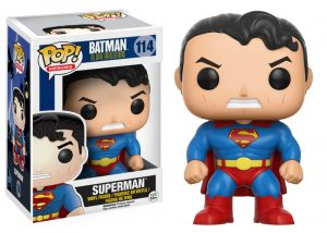 funko pop batman dkreturns superman box 43787