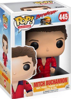 funko pop baywatch mitch box 43830