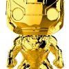 funko pop bobble marvel marvel studios 10 iron man chrome box 44043