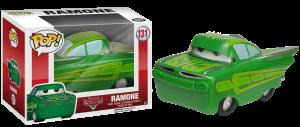 funko pop cars ramone wgreen paint deco box 43736