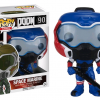 funko pop doom marine american hero variant box 43786