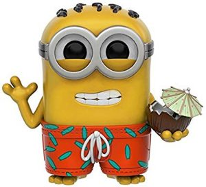 funko pop minions paradise coconut box 43775