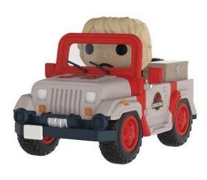 funko pop rides jurassic park jeep box 44035