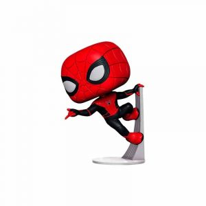 funko pop spider man far from home spider man upgraded suit box 44028