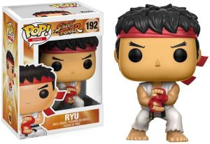 funko pop street fighter ryu special attack box 43885